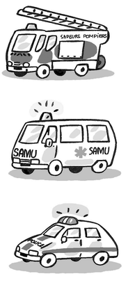 Les différents services d'intervention d'urgence - illustration 1