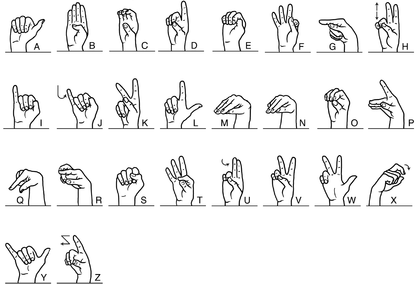 Une autre façon d'apprendre : le langage des signes - illustration 1