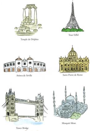 Quelques monuments européens - illustration 1