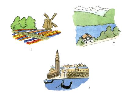 La variété des paysages européens - illustration 1