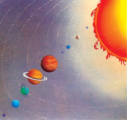 Les planètes du système solaire (2) - illustration 1