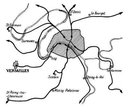 L'un des projets de métropolitain express en région parisienne - illustration 1