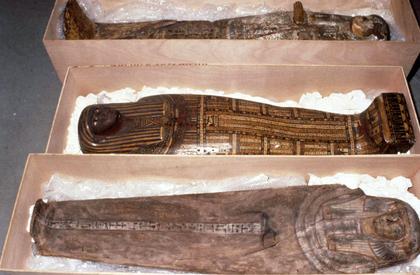 La conservation de la momie de Ramsès II