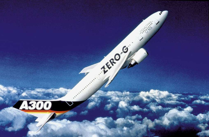 Airbus 300 « zéro g » - illustration 1