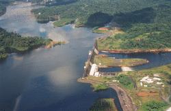 Barrage hydroélectrique