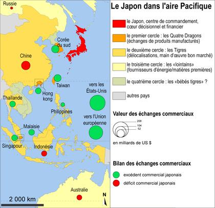 Le Japon dans l'aire Pacifique - illustration 1