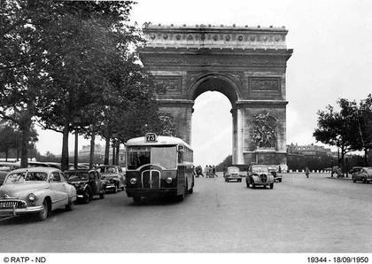 Un nouveau modèle d'autobus parisien : le Somua - illustration 1
