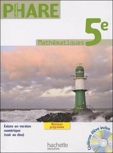Hachette Éducation, Phare 5e, 2010