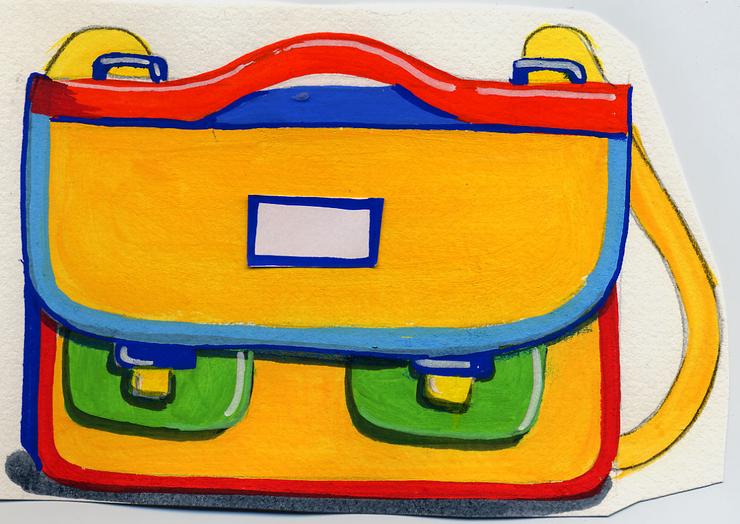 Image cartable nb banque d 39 images sur la vie quotidienne ressources pour les enseignants - Image cartable maternelle ...