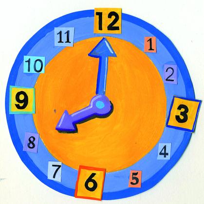Horloge but