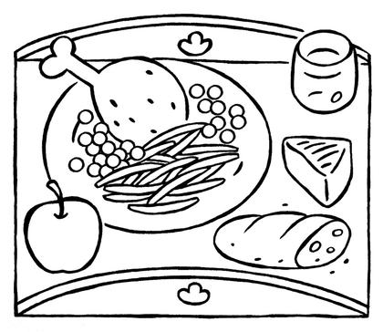 Le repas