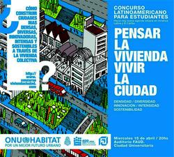 El concurso promueve el desarrollo de proyectos de vivienda asociados a usos complementarios, que tengan como fin la regeneración de áreas urbanas degradadas, vacantes u obsoletas.
