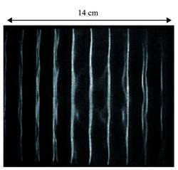 Simulation de la houle au laboratoire avec une cuve à ondes
