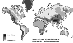 La convergence lithosphérique : contexte de la formation des chaînes de montagnes - illustration 1