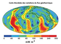 Géothermie et propriétés thermiques de la Terre - illustration 1