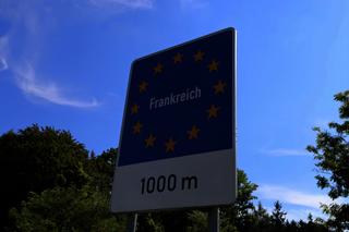 Frontière franco-allemande