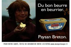 Campagne d'affichage Paysan Breton